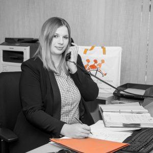 Andrea Post, Bilanzbuchhalterin