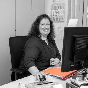 Lydia Hoheisel, Steuerfachangestellte
